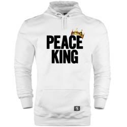 HH - Peace King Cepli Hoodie - Thumbnail