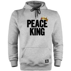 HollyHood - HH - Peace King Cepli Hoodie (1)