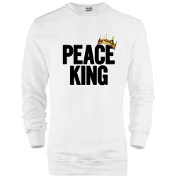 HH - Peace King Sweatshirt - Thumbnail