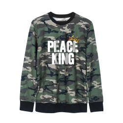 HH - Peace King Sweatshirt - Thumbnail