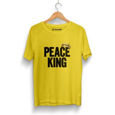 HH - Peace King Sarı T-shirt