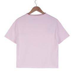Perfect Kadın Pembe T-shirt - Thumbnail