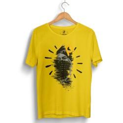 Pi - HollyHood - Pi Sarı T-shirt