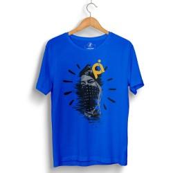 Pi - HollyHood - Pi Mavi T-shirt