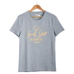 HollyHood - Pier One - Surf Spot Yeşil T-shirt