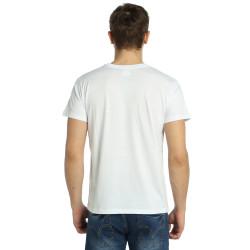 Bant Giyim - Pink Floyd Beer Beyaz T-shirt - Thumbnail