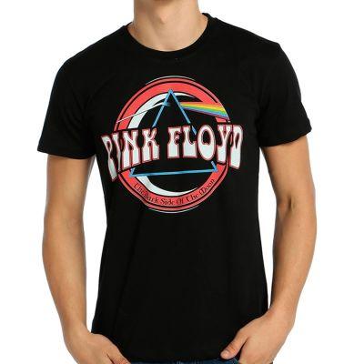 Bant Giyim - Pink Floyd Siyah T-shirt