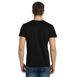 Bant Giyim - Piramit Siyah T-Shirt - Thumbnail