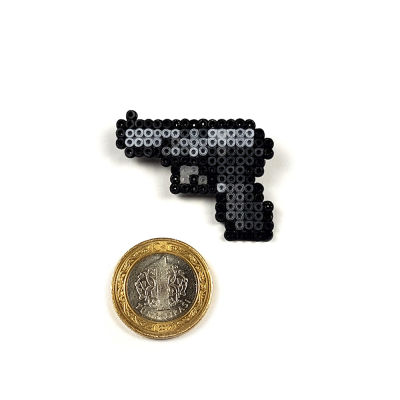 Pixel Art Five-Seven Scumbria Rozet
