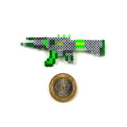 Pixel Art Galil AR Eco Rozet - Thumbnail