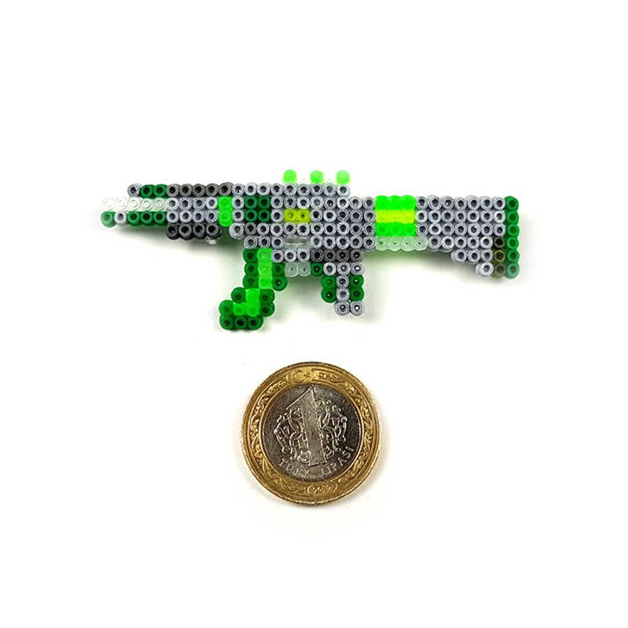 Pixel Art Galil AR Eco Rozet - XXL