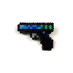 CS:GO - Pixel Art Glock-18 Off World Rozet