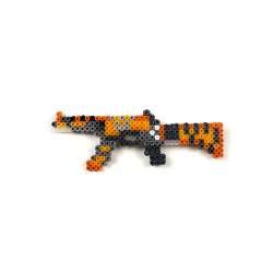 CS:GO - Pixel Art M4A4 Buzz Kill Rozet