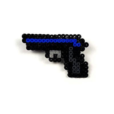 Pixel Art P2000 Oceanic Rozet