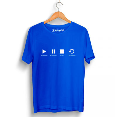 HH - Groove Street Play Mavi T-shirt