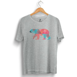 The Street Design - HH - Street Design Pole Bear Gri T-shirt