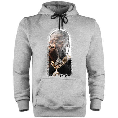HollyHood - Pop Smoke Cepli Hoodie