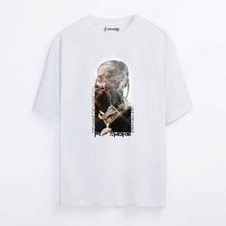 Pop Smoke Oversize T-shirt - Thumbnail
