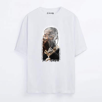 Pop Smoke Oversize T-shirt