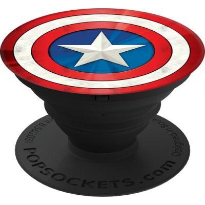 PopSockets Captain America Shield Icon Telefon Tutacağı