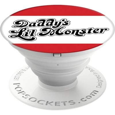 PopSockets Daddy's Lil Monster Telefon Tutacağı