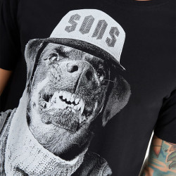 Only & Sons - Printed T-shirt - Thumbnail
