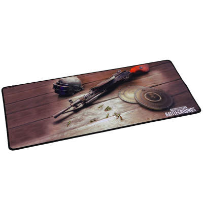PUBG BattleGrounds Gun Mouse Pad