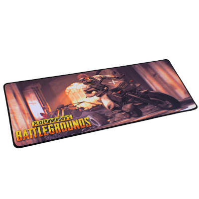 PUBG BattleGrounds Motorcycle Mouse Pad