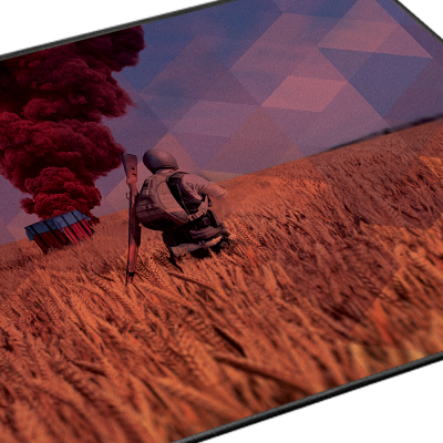 PUBG Drop Mouse Pad