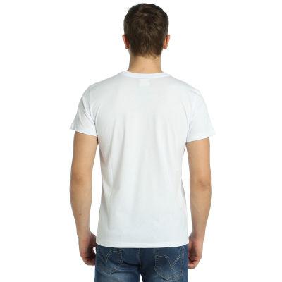 Bant Giyim - Radiohead Thom Yorke Beyaz T-shirt