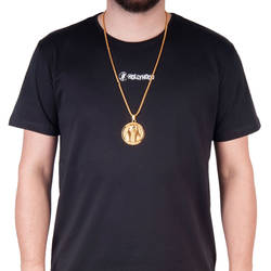 Ramses Gold Kolye - Thumbnail