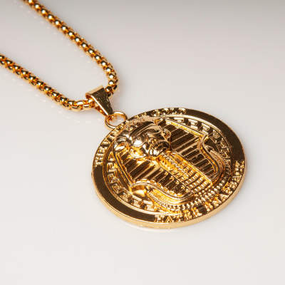 HollyHood - Ramses Gold Kolye