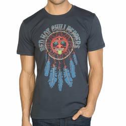 Bant Giyim - Red Hot Chili Peppers Füme Erkek T-shirt - Thumbnail