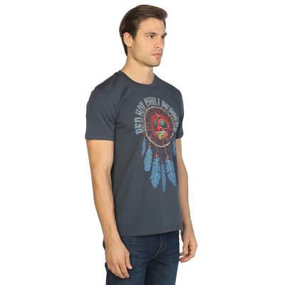 Bant Giyim - Red Hot Chili Peppers Füme Erkek T-shirt