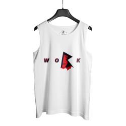 HollyHood - HollyHood - Rihanna Work Beyaz Atlet