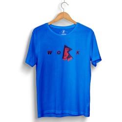 HollyHood - HollyHood - Rihanna Work Mavi T-shirt