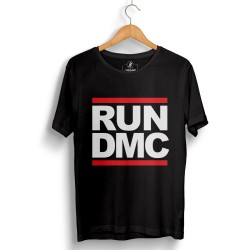 HollyHood - HH - Run Dmc Siyah T-shirt