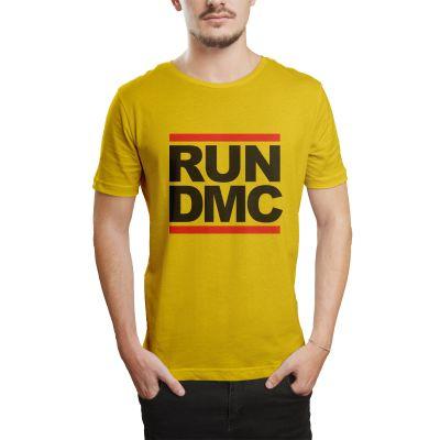 HH - Run Dmc Sarı T-shirt