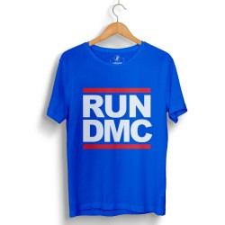 HollyHood - HH - Run Dmc Mavi T-shirt
