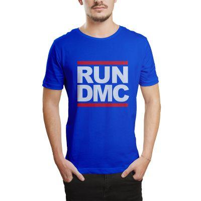 HH - Run Dmc Mavi T-shirt