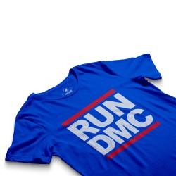 HH - Run Dmc Mavi T-shirt - Thumbnail