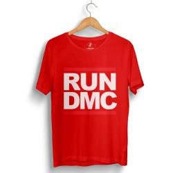 HH - Run Dmc Kırmızı T-shirt - Thumbnail