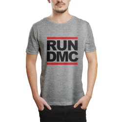 HH - Run Dmc Gri T-shirt - Thumbnail