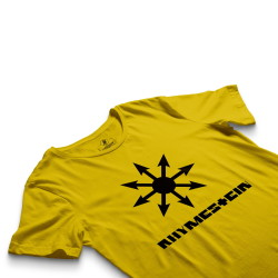HollyHood - Joker Ryhmestein Sarı T-shirt - Thumbnail