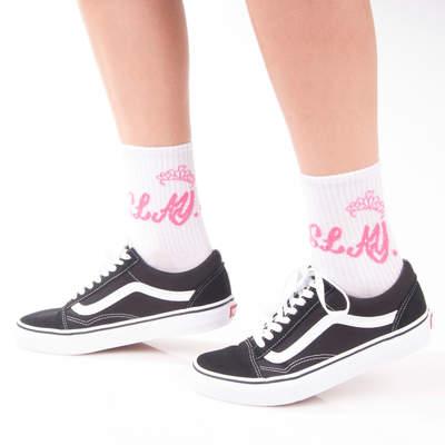 SA - Stay Beyaz Çorap