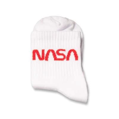 SA - Nasa Beyaz Çorap