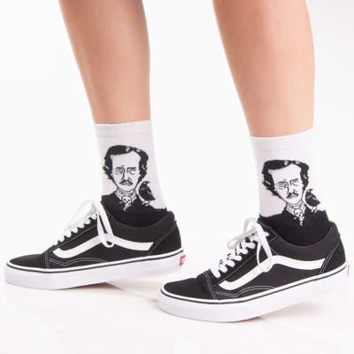 SA - Edgar Allan Poe Çorap