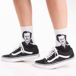 HollyHood - SA - Edgar Allan Poe Çorap