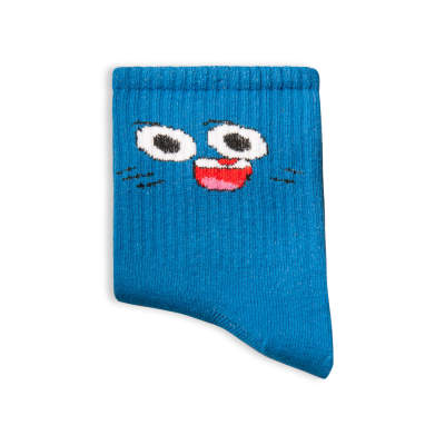 SA - Gumball Mavi Çorap