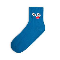 HollyHood - SA - Gumball Mavi Çorap (1)